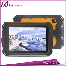 Military use rugged smart phone, tablets with 3g gsm, android tablet with 5mp camera