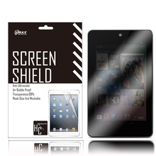 Most selling products privacy screen protector for google nexus 7 screen protective film
