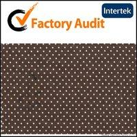 100%cotton swiss dot print fabric in stock