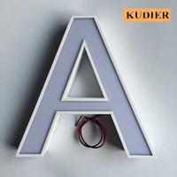 Best quality led acrylic light box signage logo