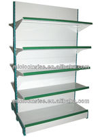 Raliable Hardware Storage sigle sided supermarket matel shelving office steel furniture