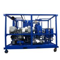 ZJA Transformer Oil Filtering Machine With Trailer