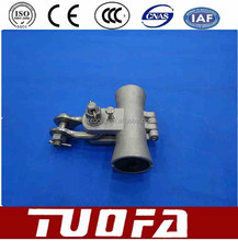 Hebei Tuofa manufacturiing suspension clamp set for ADSS/OPGW cable