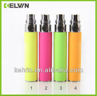 Most popular newest design fancy ego c battery with different function