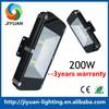 Humanized structure design 200w 150w 100w 50w led flood light 3years warranty outdoor used