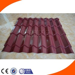High-level roofing steel tile