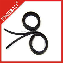 Molded rubber dust cover seal for absorber