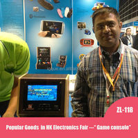 video game console company in HK electronic fair 2015