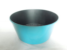 PP plastic flower pot round Cheaper wholesale