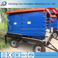 stable unit air lift jack / Chinese scissors lifts