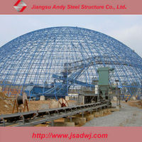 arched roof construction structure design