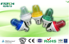 RGB 12V/24V,1W FSTCN Bulb Strobe Light, Led Strobe Light Bars For Wedding or Christmas Holiday