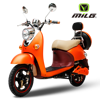 Hotsale cheap electric vespa scooter city scooter electric with tailbox for sale