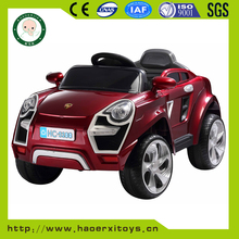 2015 New model kids ride on car toy with remote control music baby toy car