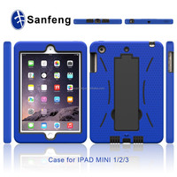2015 popular detachable 7 inch smart tablet case for ipad mini 3