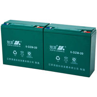battery mart 12v 100ah sealed lead acid deep cycle battery QS CE ISO