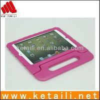 Kids Friendly Shock Proof Handle Stand EVA Foam Case for iPad Air