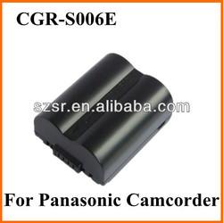 For Panasonic UPS rechargeable battery CGA-S006E