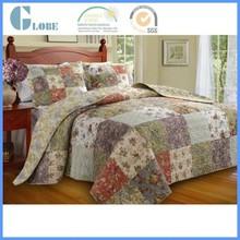 Lovely single size baby pillow quilt fiber filling quilt