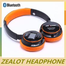 Zealot Wireless Earphone headphone Sports Wireless Folded Stereo Bluetooth Headset b380 Music For Mobile Phone b380