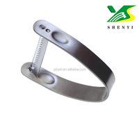 Stainless steel julienne slicer