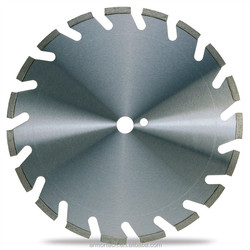 Professional laser welded asphalt and green concrete and cured concrete floor saw diamond blade
