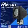 YTW10NS 10w led motorcycle light approval of RoHS, SGS,FCC,ISO9001