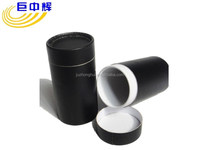 Manufacture supply black paper tube cardboard reel