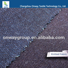 hot ! 95% cotton 5% spandex twill weave real indigo knitted denim fabric from China denim fabric wholesale
