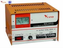 automatic ac voltage stabilizer avr 500va voltage regulator