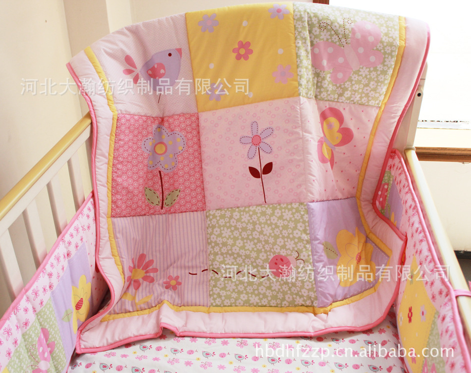 Patterns For Nursery Bedding Thenurseries