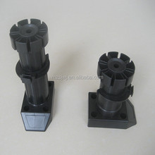 High quality plastic adjustablet legs for cabinet