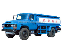 one axle trailer deliver fuel/oil