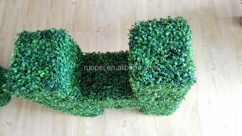 2015 heißer verkauf kunststoff efeu zaun künstliche grüne wand für ...