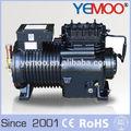 Hp 15 yemoo semi- herméticos de pistón de refrigeración copeland compresor de tornillo con piezas de repuesto