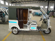 Electric bajaj tricycle for passenger