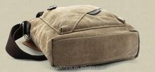 Popular Wholesale price handbag fashion men's tote canvas bag