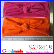 Factory Wholesale High Quality bow Elastic Baby Headband from China