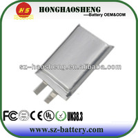 China manufacturer 3.7v 1800mah rechargeable li-ion battery