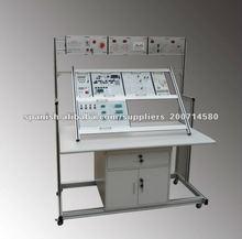 Single-chip experimentos y equipos de control de movimiento enseñanza experimental la enseñanza de material didáctico equipos de