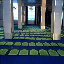 Hand tufted acrylic moquette carpet