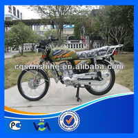 SX125-16A China 2013 Newest 125CC Best Racing Bike