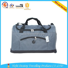 hot sale leisure men&women large expandable duffle multifunctional travel bag
