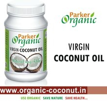 Organic Cold Pressed Extra Virgin Coconut Oil