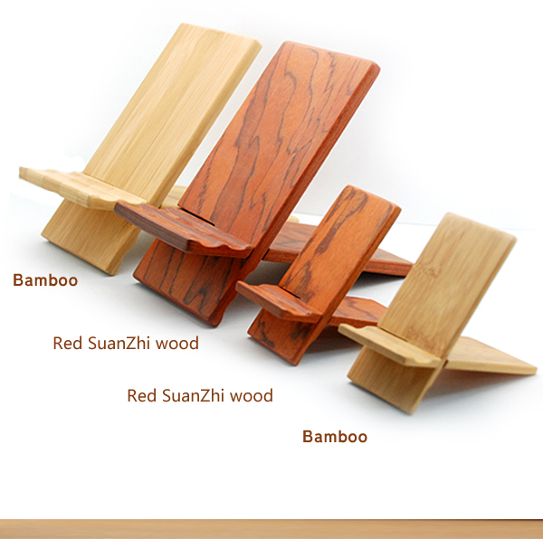 Phone Holder,Wooden Display Stand,For Ipad Holder - Buy Cell Phone ...