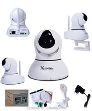 Smart PnP IP Camera WiFHD IR 10M 1.0MP Free Mobile APP Remotely Realtime Video Talking