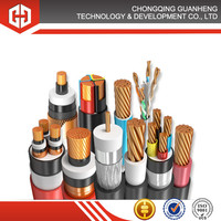 power cable price 2.5mm Copper core conductor XLPE insulated electrical cable size