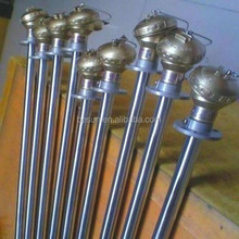 K/S/B Type Thermocouple for Industry Furnace, Max 1800C