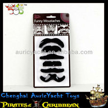 fake beard,fake moustache for sale,party fake beard moustache,costumes fake beard moustache,cosplay Captain Jack ZH0911850