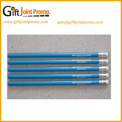 Promotional Wooden Pencil HB,Hotel Wooden Pencil, Black Wooden HB Pencil